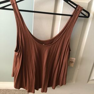 American Eagle tank never worn with tag attached!